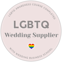 LGBTQ Wedding Supplier