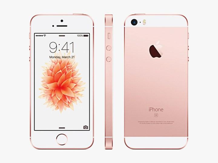 iPhone SE Vergleich