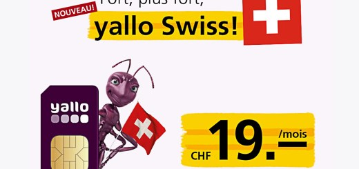 yallo Swiss post abo