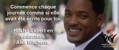 Hitch expert en séduction Citations d'Amour