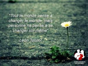 Citation Léon Tolstoi Citations d'Amour