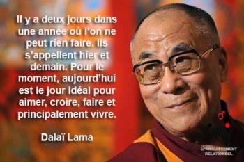 dalai lama séduction Citations d'Amour
