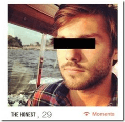 tinder bon profil