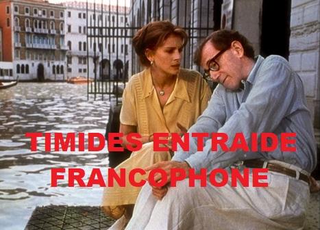 timides entraide francophone