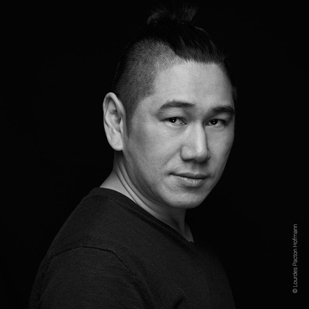 portrait photographe ©Laurent Loussan