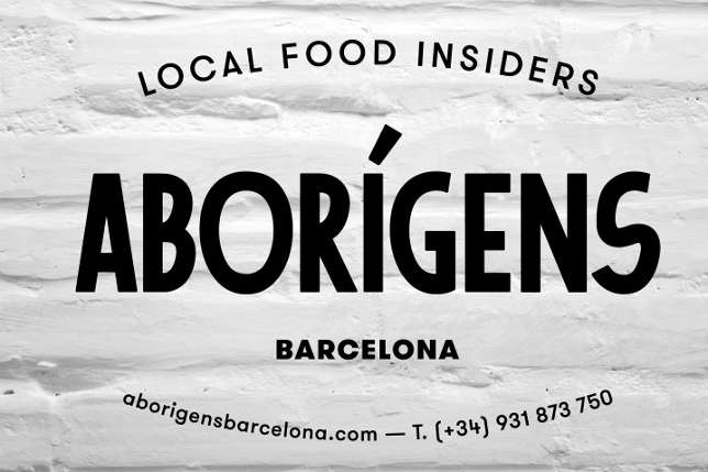 Aborígens Local Food Insiders Food tours in Barcelona