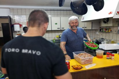 Chef John Gorham from Toro Bravo PDX