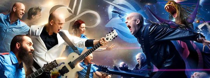 Devin Townsend Project vs Ziltoid