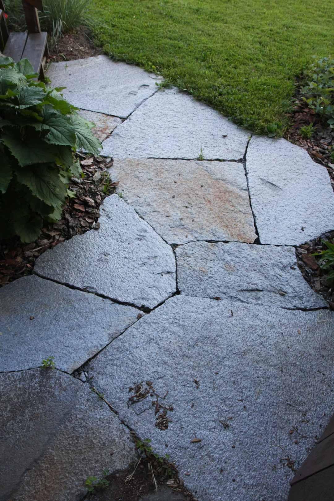 Landscape Design and Stonework in Western MA - Goshen Stones