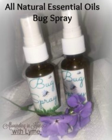 YL Essential Oils Bug Spray