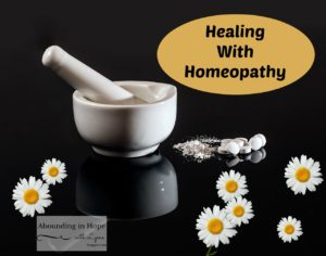 Healing From Lyme Disease with Homeopathy
