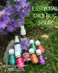 All Natural & Easy Essential Oils Bug Spray
