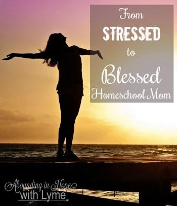 Blessed Homeschool Mom