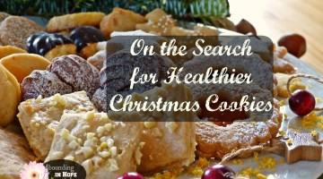 On the Search for Healthier Christmas Cookies