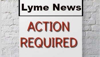 Lyme News: Petition Calling for a Congressional Investigation