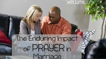 The Enduring Impact of Prayer in Marriage