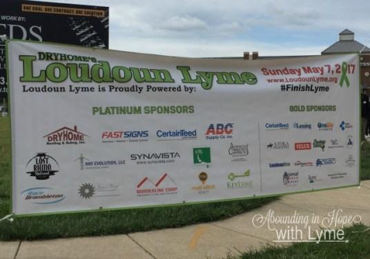 Loudoun Lyme Banner