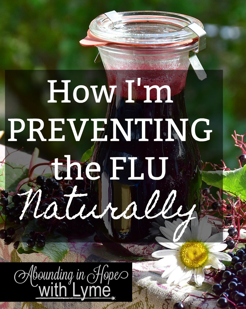 Preventing the Flu takes a little work but you can do it naturally!