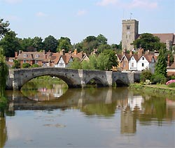 Kentish village
