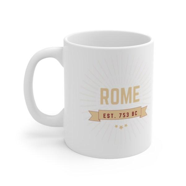 Rome Est 753BC Mug