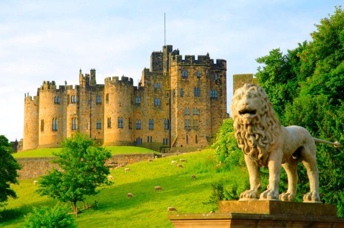 englands top 7 castles