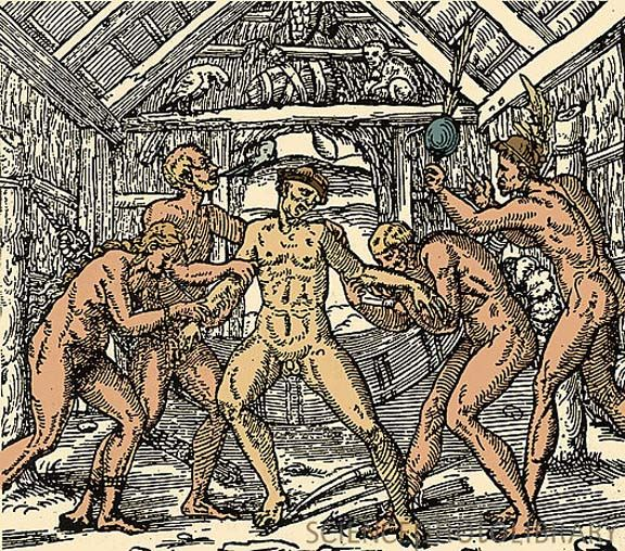 """How Syphilitic """"Zombies"""" Wandered During The Renaissance In Europe"""