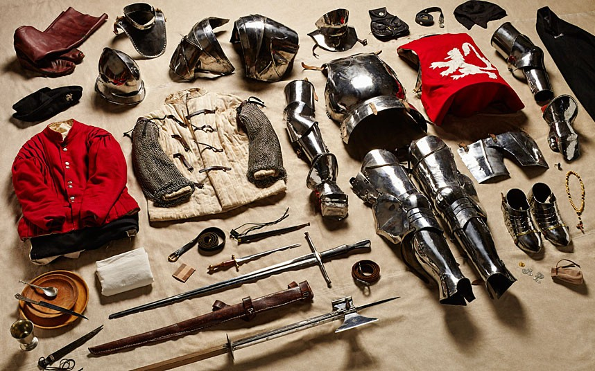 Thousand Years of War – The Journey Of The British Battle Equipment