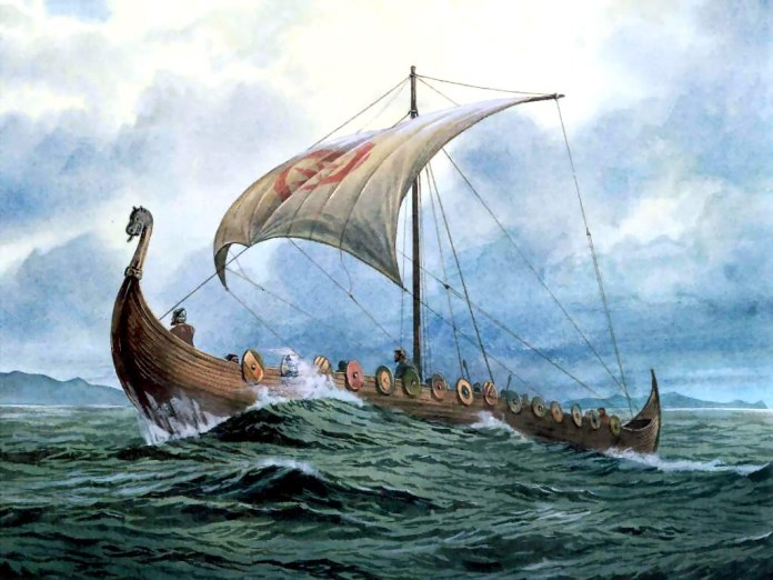 The History of Viking Ships and Their Sailing Methods
