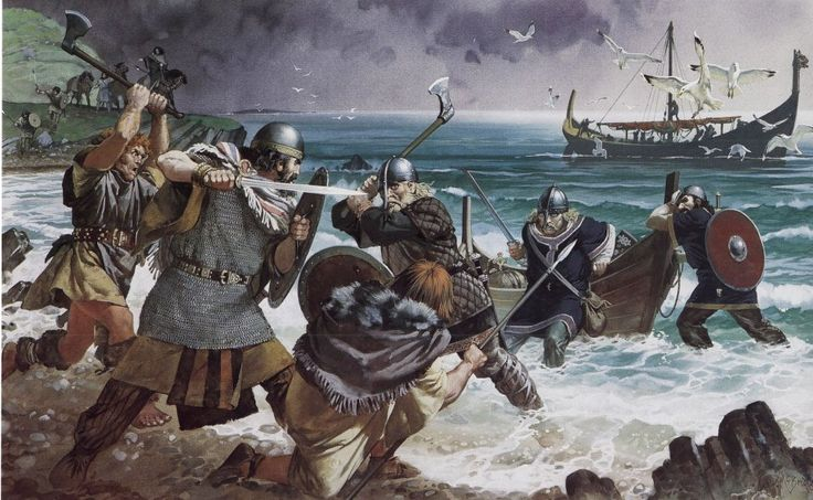 Why do we Idolize Violent Invaders From the Past Such as the Vikings and are Shocked by ISIS?