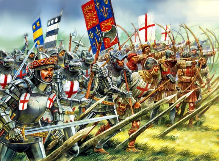 The 7 Ways Medieval English Soldiers Were Recruited For Battle