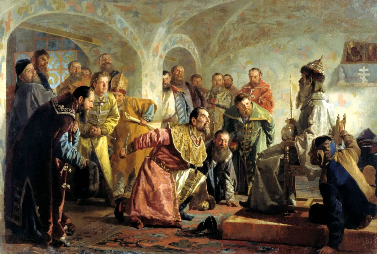 Ivan IV the Terrible - The Tsar of All Russians (1530–1584)