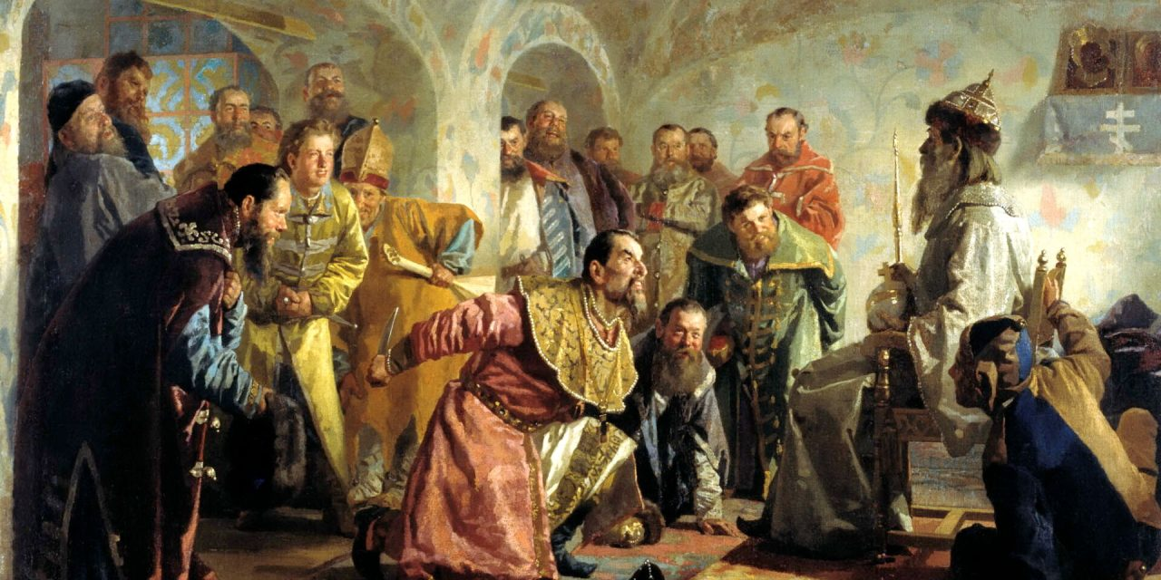 Ivan IV the Terrible – The Tsar of All Russians (1530–1584)