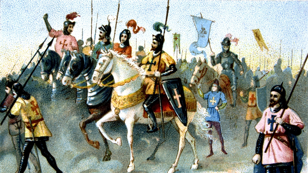 The First Crusade part II: The arrival of the Main Crusaders