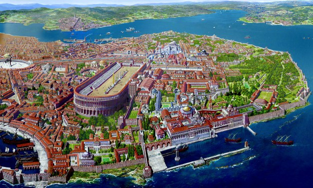 10 Things You May Not Know About The Byzantine Empire