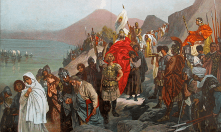 The Ostrogothic Rule in Italy and Their Destruction