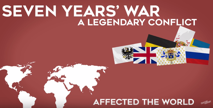 The Seven Years' War – The Birth and Destruction of an Empire
