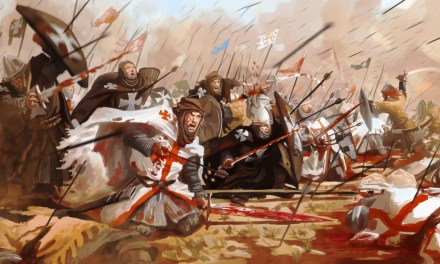 Battle of the Horns of Hattin – The Decisive Battle Between Saladin and Guy de Lusigan
