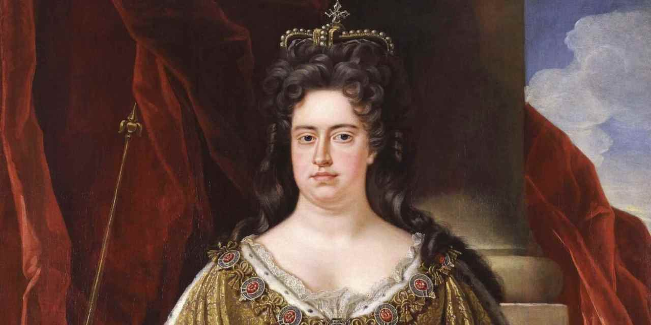 Anne (1665–1714), first queen of Great Britain