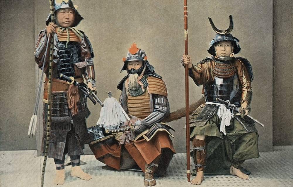 Resultado de imagem para samurai history