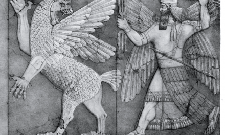 Animation for the Epic Ancient Tale of Gilgamesh [Video]