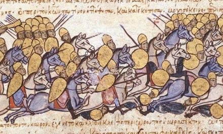 History of the The Lombards, Portrayed as The Strongest Germanic Warriors