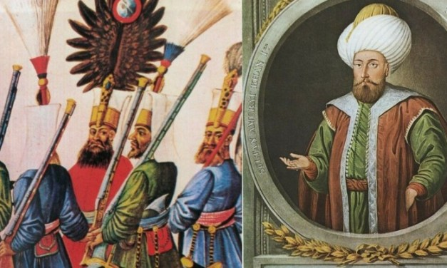 Story of The Janissaries – The Elite Corps of the Sultan