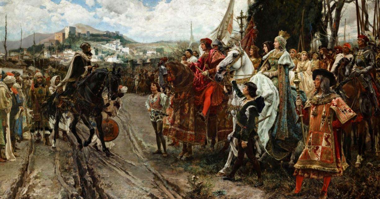 reconquista ile ilgili görsel sonucu