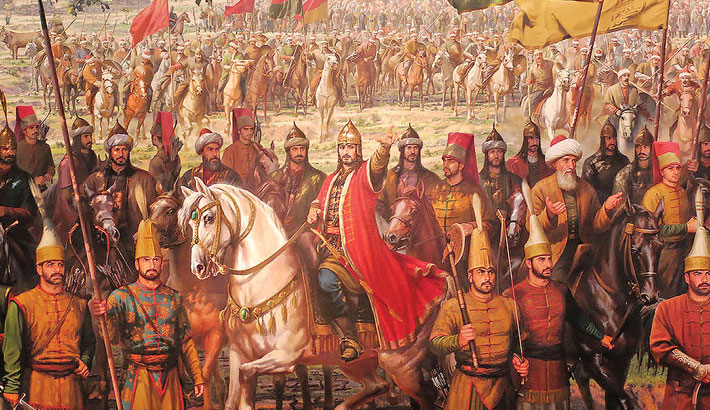 The conqueror of Constantinople - Story of Mehmed II Fatih
