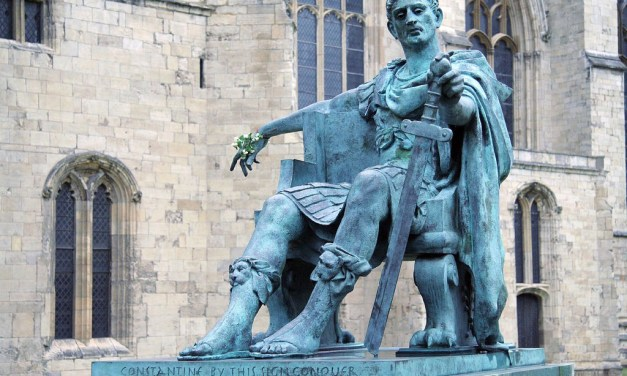 Constantine the Great and His Rule