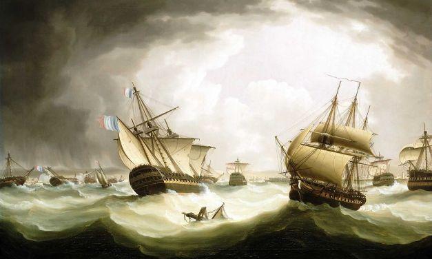The Battle of Trafalgar 1805 – Clash for Naval Supremacy