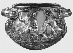 Чаша з Гайманової Могили. IV ст. до н.е.