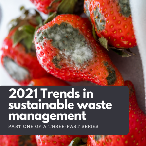 2021 Trends in sustainable waste management