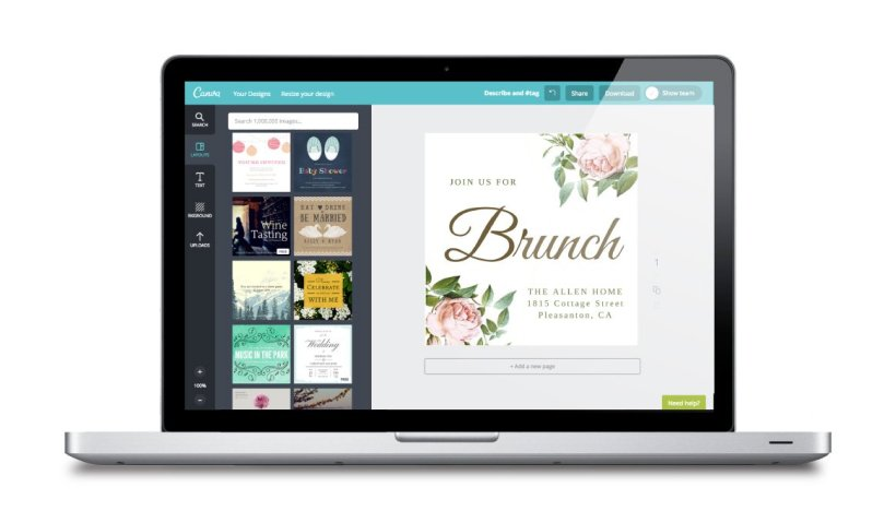 Create An E Mail Invitation That Sets The Right Tone For Your Event