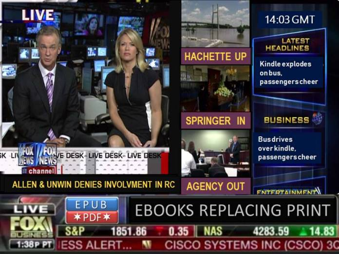Ebook News Feed